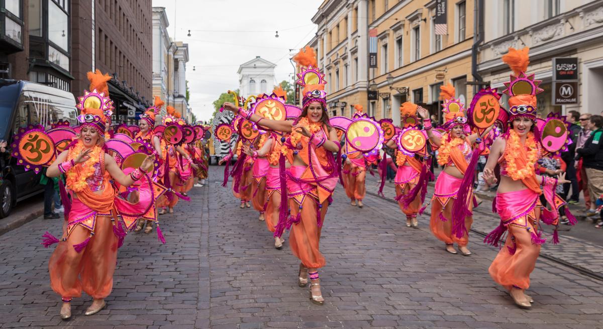 Sambakulkue Helsinki 2021